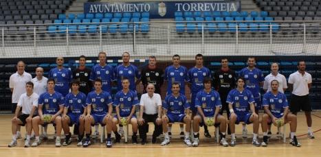 Balonmano TORREVIEJA 2010-11