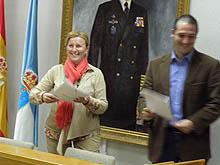 Agustina Esteve y Antonio Serna