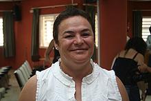 Carmen Gómez Candel, delegada de Fomento y Empleo