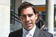 Luis María Pizana - Vice Presidente del patronato de Habaneras