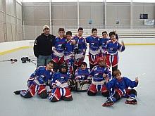 """Equipo de Hockey """"Halcones"""""""