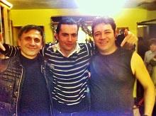 José Mota, Oscar Casañas y el Aberroncho
