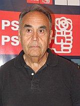 Domingo Pérez, concejal del PSOE