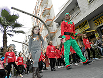 VÍDEPO: Flash mob. Paya's