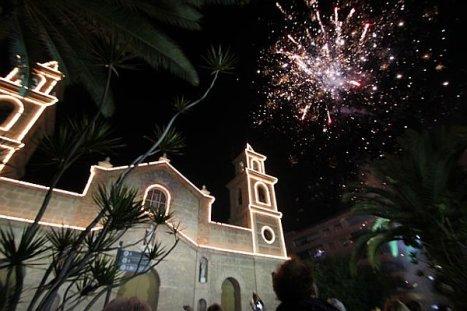 Álbum 1 - Reloj de la Iglesia (Pedro y Alfonso)