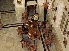 """Salón """"Generación del 98"""", uno de los más elegantes del Casino"""