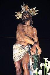 Titular de la Cofradía. Desfila el Lunes y el Viernes Santo