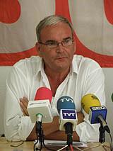 Ángel Sáez portavoz G.M. socialista