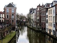 Vista de Utrecht (Holanda)