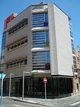 Edificio de la Concejalía de Urbanismo