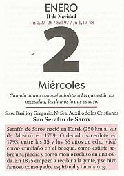 HOJA CALENDARIO MIÉRCOLES 2 - copia