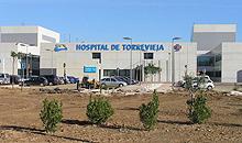 """Hospital de Torrevieja """"Dr. Manuel García Gea"""""""
