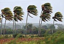 Hoy alerta por viento