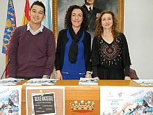 Gustavo, Rosario Martínez y Ana