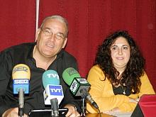 Ángel Sáez y Fabiana