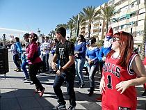 """VÍDEO: Flashmob """"El Cuadrado"""""""