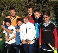 Grupo de ganadores del Torneo