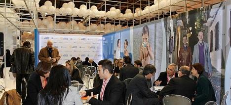 El stand de la Comunidad Valenciana acogió numerosas reuniones del patronato Costa Blanca