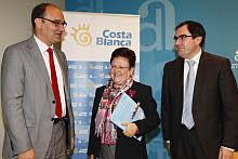 Firma convenio con Universidad de Alicante