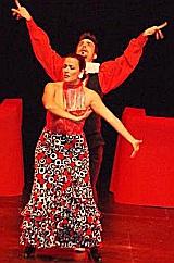 """Alejandra Bolaños y Sergio Bueno - """"Amanecer Flamenco"""""""