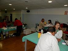 Donación de sangre el CIAJ (Archivo)