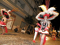 VIDEO: Desfile nocturno 1ª Parte
