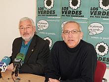 José M. Dolón y Manuel Hurtado