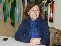 VÍDEO: Entrega y lectura del acta del nombramiento como Mujer del Mediterráneo