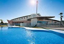 Web Torrevieja Ciudad Deportiva, pinchando sobre la foto