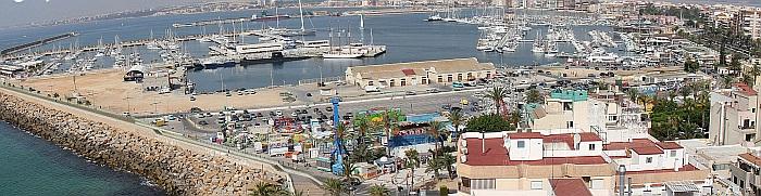 Panorámica del Puerto Pesquero (Foto: Pedro/Alfonso)