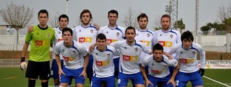 El equipo torrevejense, en una imagen de archivo (O.T.)