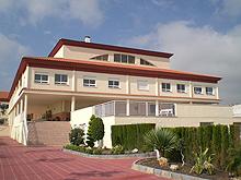 Colegio El Limonar, en Villamartín