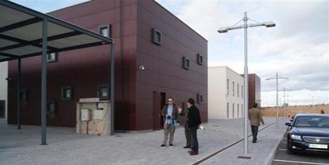 Auditorio Internacional de Torrevieja (Vista lateral)