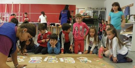 Imagen de una de las actividades del año 2012