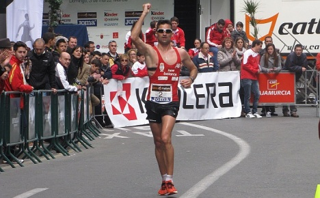 Luis Manuel Corchete, un valor del deporte torrevejense en alza