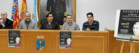 Mellado, Bustillo, Pizana, Pepe Sánchez y Miguel Guerrero