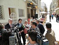 VÍDEO: Calle Diego Hernández