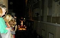 VÍDEO: Saeta de Mercedes Cano en Callejón del Turco