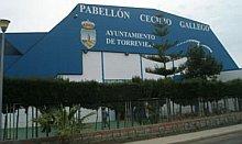 Pabellón de Deportes Cecilio Gallego de Torrevieja