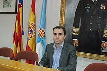 Francisco Moreno, concejal de Urbanismo. Torrevieja