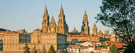 Vista general de la Catedral de Santiago Apóstol