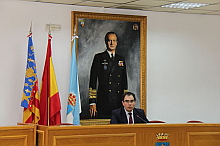Joaquín Alabaladejo, portavoz del PP