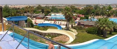 """Parque """"Aquópolis Torrevieja""""  (Archivo O.T.)"""