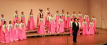 VÍDEO: Coro de Corea