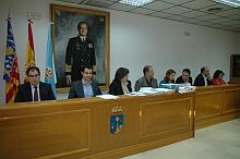 Imagen del Pleno de Fiscalización de ayer
