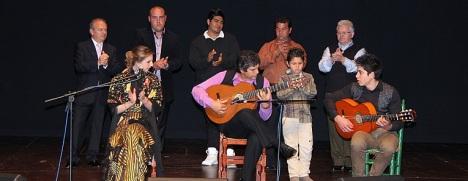 Marta Sevillano ganadora de la Edición 2012