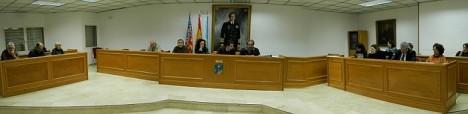 Reunión del Consejo Escolar donde se debatieron las resoluciones aceptadas