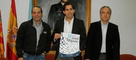 WEB, del Patronato Municipal de Habaneras, pinchando sobre la foto