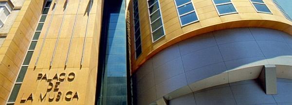 Palacio de la Música de Torrevieja, inaugurado en 1999