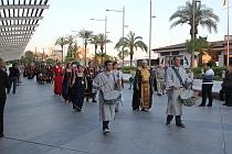 VIDEO 1: Desfile Tropas